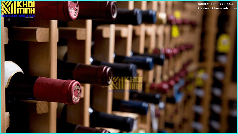7 kiến thức căn bản về lưu trữ rượu vang