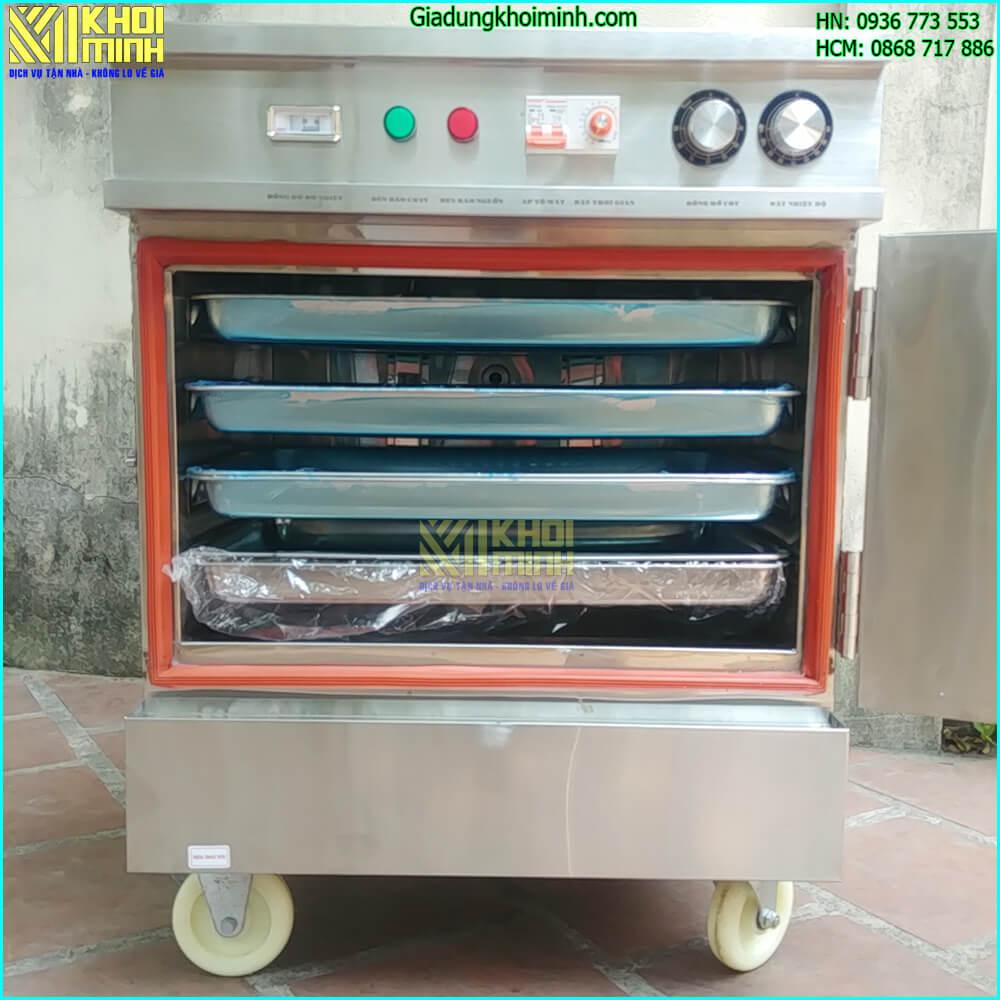 Tủ nấu cơm công nghiệp tốt nhất