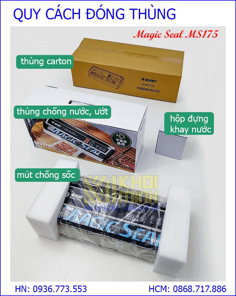 Máy hút chân không Magic Seal MS175