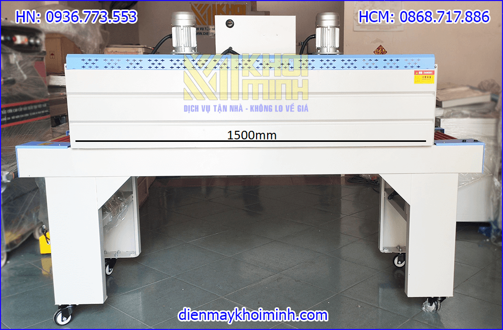 Máy co màng tự động KM4522