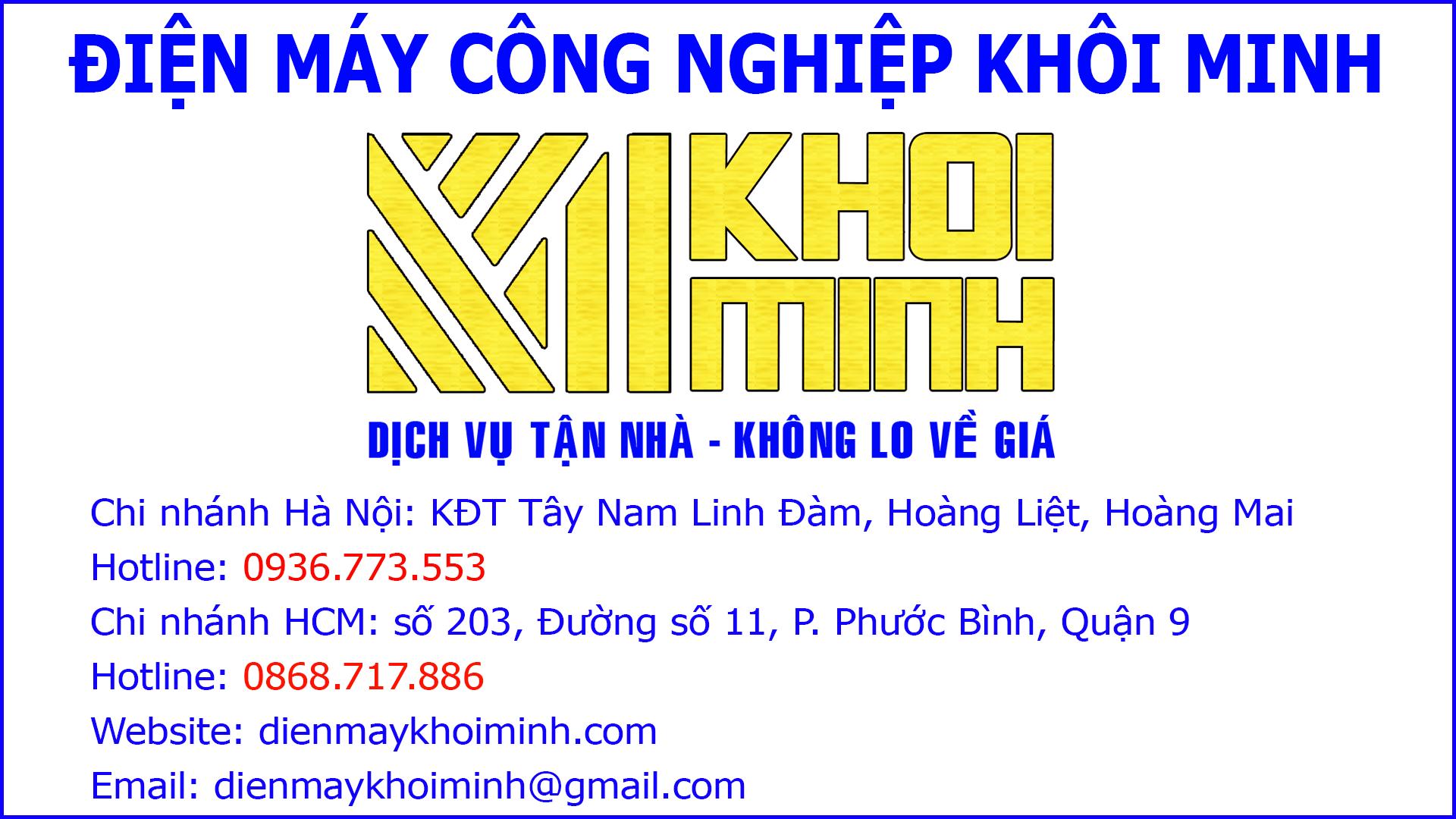 Điện Máy Khôi Minh