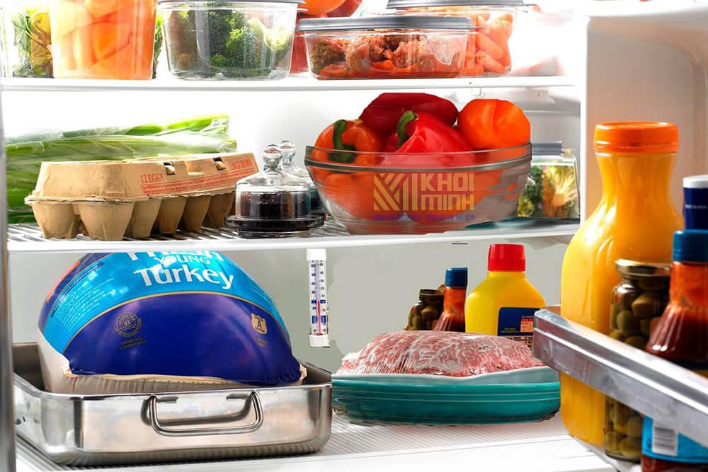 Bảo quản thực phẩm an toàn