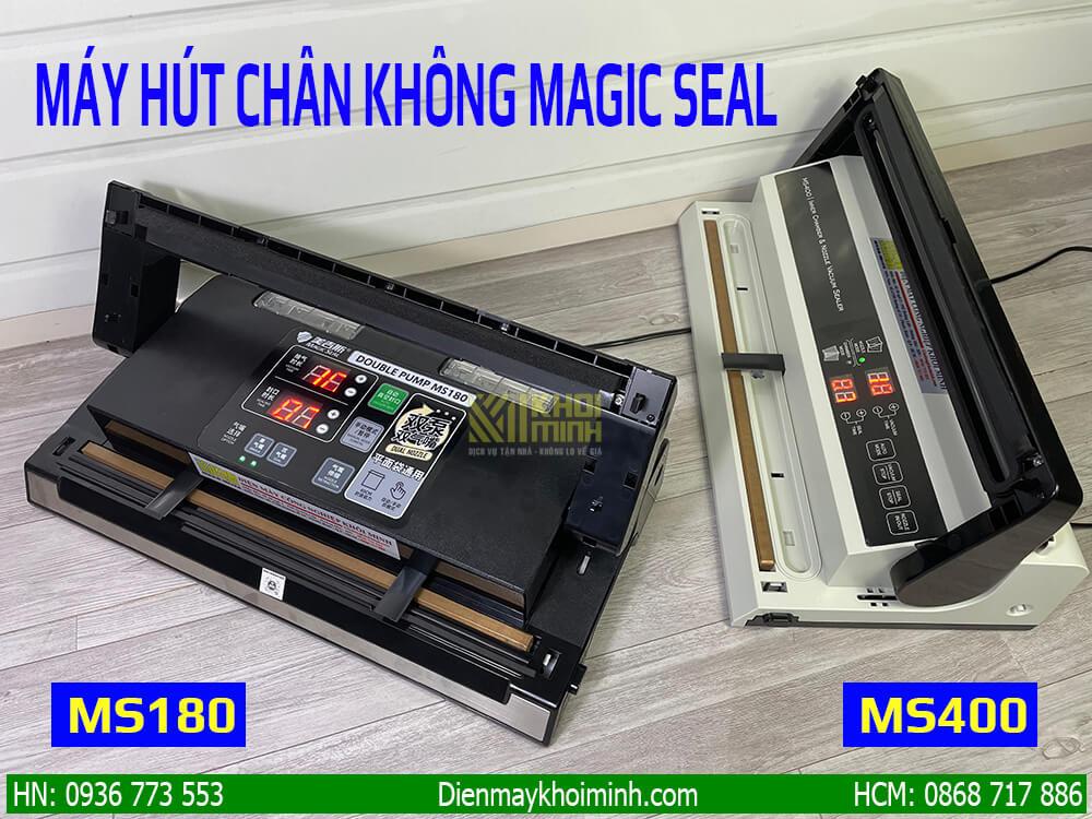 Máy hút chân không magic seal ms180 và ms400