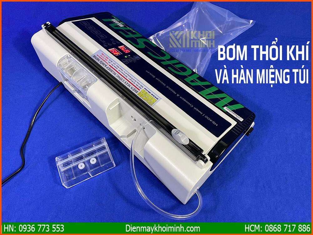 Máy hút chân không magic seal ms400
