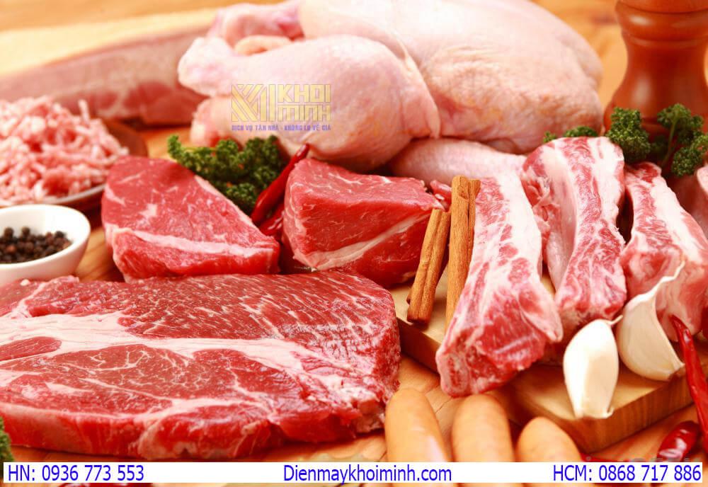 Mẹo chọn mua các loại thịt tươi