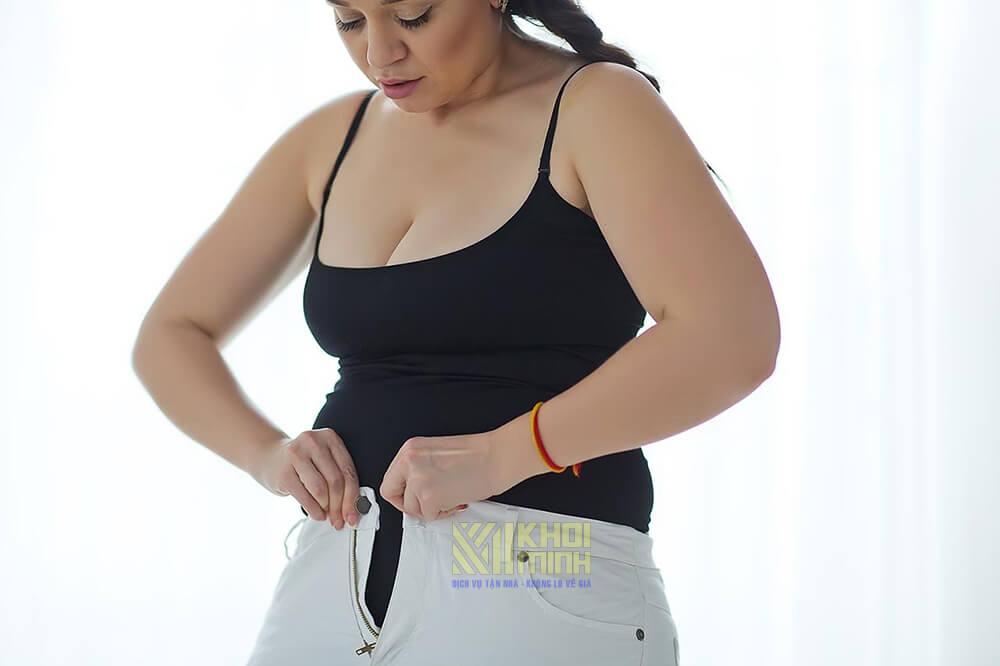 Tăng cân khi ăn nhiều trái cây sấy khô