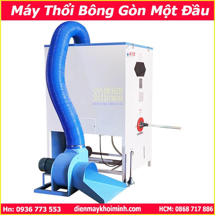 Máy Thổi Bông Gòn Một Đầu, Thổi Cho Gối, Thú Nhồi Bông KM750