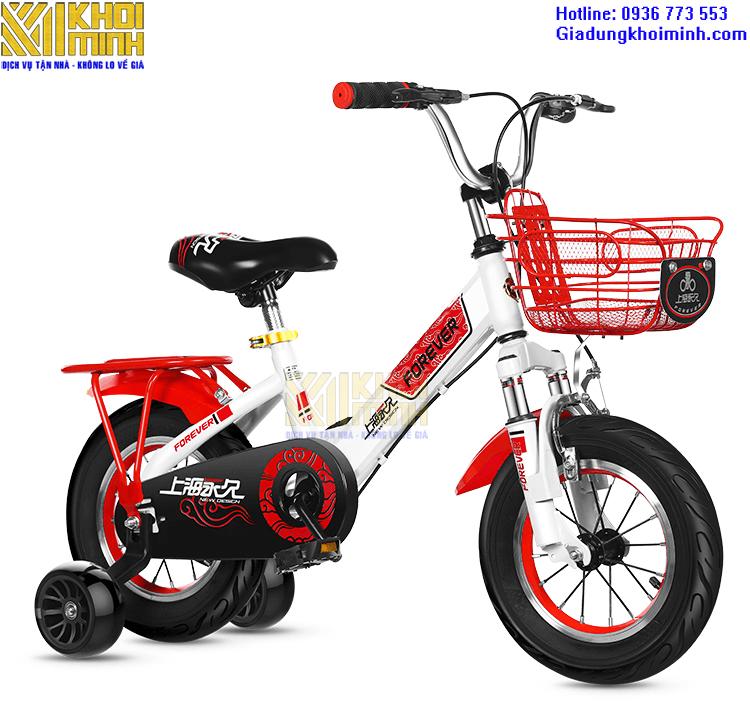 Xe đạp cho bé trai 3 tuổi: Thiết kế Ergonomic thân thiện và an toàn cho bé